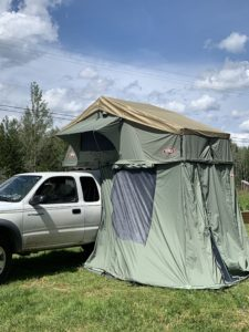 Comfortable Camping Tent