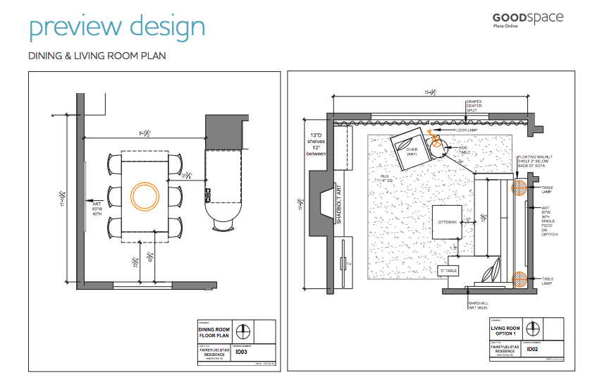 good space plans floor plan case-study