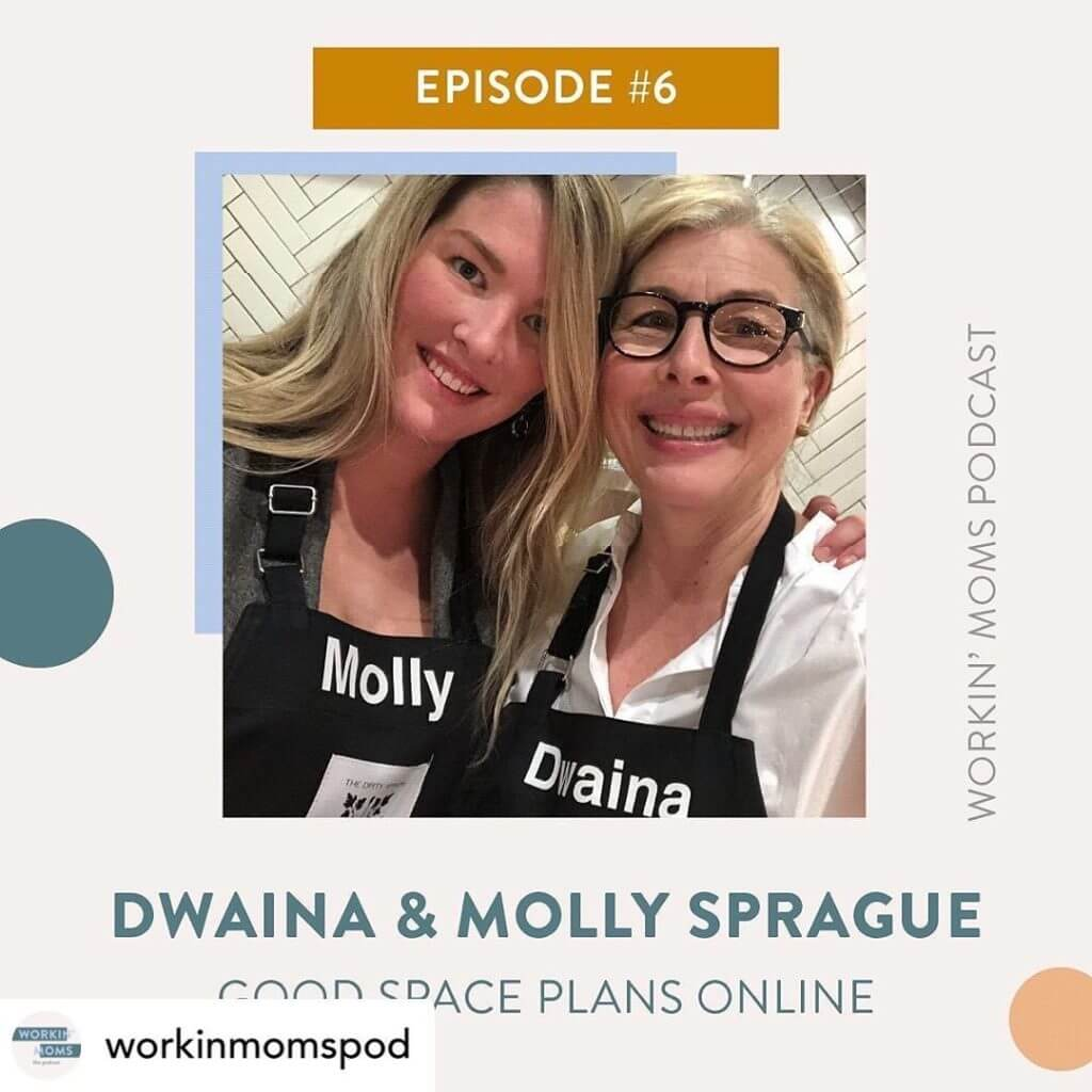 molly and dwaina podcast